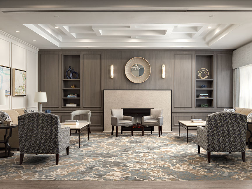 An inside look at the recent renovations enhancing the unequaled retirement experience at Maplewood Park Place