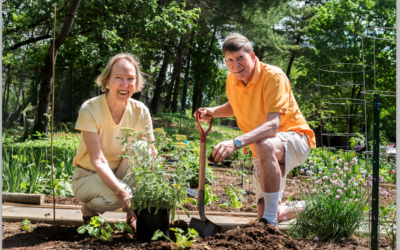 Meet Steve and Bunny Huebner: Active Maplewood Residents Who Exemplify How We're Redefining Retirement