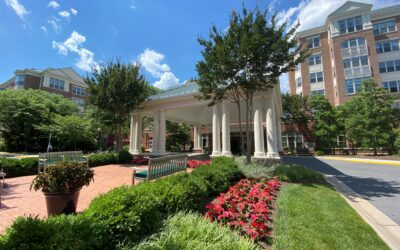The Prime Location of Maplewood Park Place in Bethesda Keeps You Truly Independent & Close to All You Love