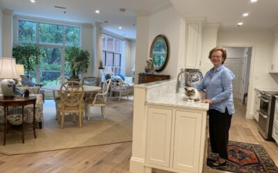 Meet the Huntington and Brookmont Residences at Maplewood Park Place in Bethesda—and Two Friendly People Who Call Them Home